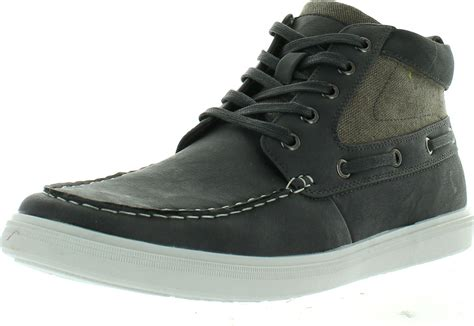 arider burt 02 mens lace up funky high top casual shoes