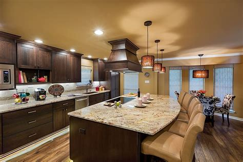 matching wood floors to cabinets 52 dark kitchens with dark wood and black kitchen cabinets