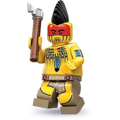 Lego 71001 5 Minifigure Series 10 Tomahawk Warrior lego collectible minifigures 71001 series 10 tomahawk