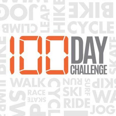 100 day challenge 100 day challenge 100dcaus