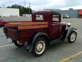ford model a truck information and photos momentcar