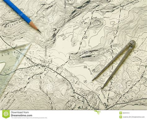 map pencils topography map with pencil stock photo image of country 5641014