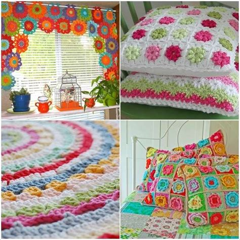 ideas to decorate your home 5 amazing ideas to decorate your home with crochet