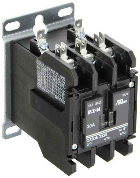 eaton 3 pole contactor wiring diagram 3 pole solenoid