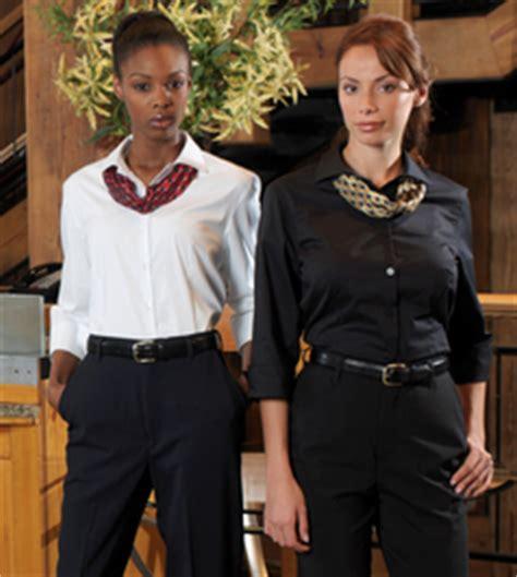 ladies front desk uniforms sharperuniforms com