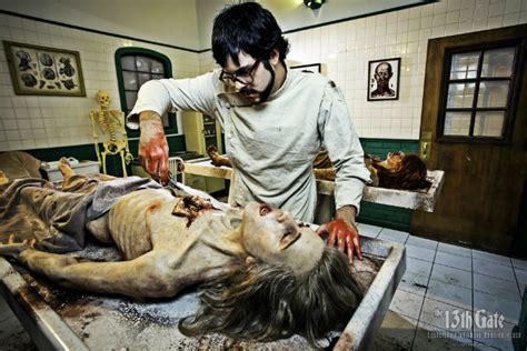 haunted house baton rouge haunted house in baton rouge louisiana the 13th gate haunted house