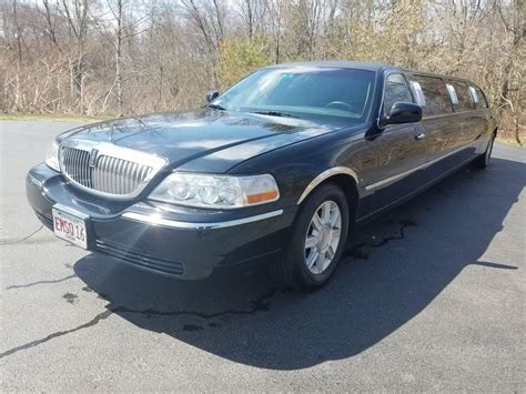 2007 lincoln town car partsopen extra parts 2007 lincoln town car limousine for sale