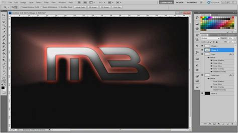 photoshop designing youtube how to create your own logo a photoshop tutorial youtube