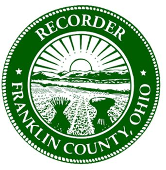 Franklin County Ohio Records Franklin County Recorder Living Wills