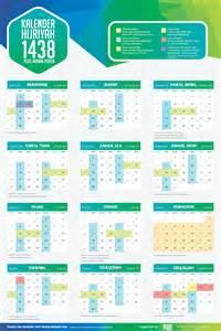 Kalender 2018 Muhammadiyah Kalender Islam 1438 Hijriyah Ikhwan Sunnah