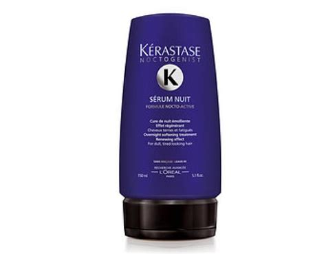 Serum Kerastase k 233 rastase noctogenist serum nuit hq hair