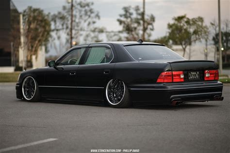 lexus ls400 modified kyoei usa jin s pristine lexus ls400 stancenation
