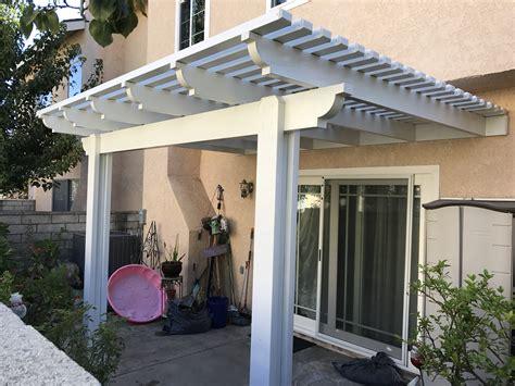alumawood lattice patio cover thirteen alumawood lattice patio cover kit patiocovered com