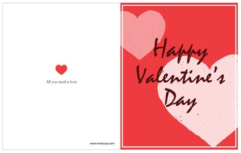 happy valentines day card templates valentines day cards s day gifts happy