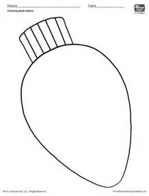 christmas bulb coloring pattern or coloring sheet a to z
