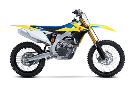 suzuki motocross bikes 2018 suzuki rm z450 reviews comparisons specs