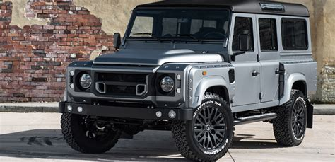 kahn land rover here is why kahn land rover defender xs 110 cwt is the