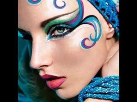 imagenes de ojos fantasia fantasy make up for woman maquillaje de fantasia para