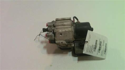 repair anti lock braking 1998 chevrolet express 2500 seat position control 2001 chevy express 2500 van abs anti lock brake pump ebay