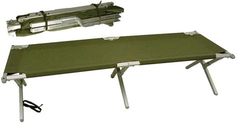 army cot bed army cot