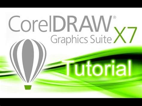 tutorial vector corel draw youtube coreldraw x7 advanced 2d effects tutorial vectors