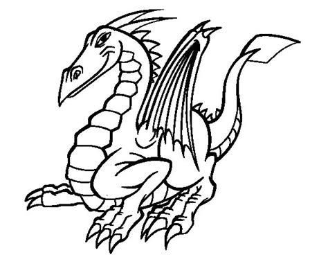 dibujos para colorear de dragon city dibujo de drag 243 n elegante para colorear dibujos net