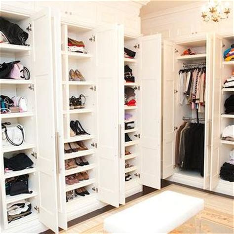 Cabinets With Baskets Closet Pull Out Shoe Cubbies Design Ideas
