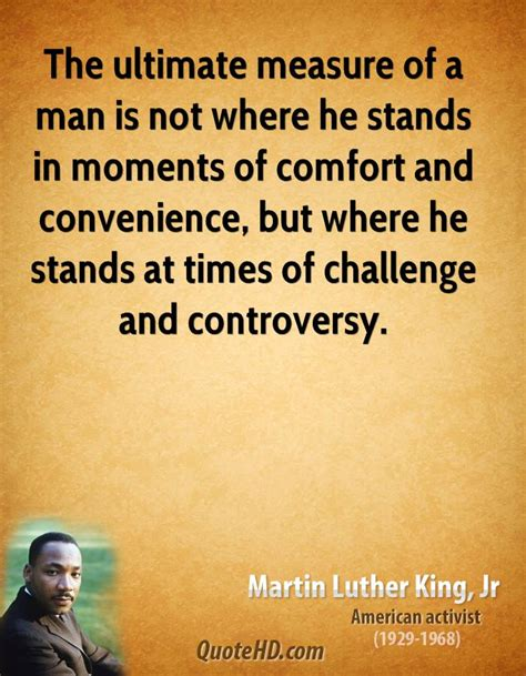comfort of a man martin luther king jr quotes quotehd
