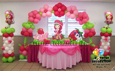 Balloon decorations birthday party party favors ideas