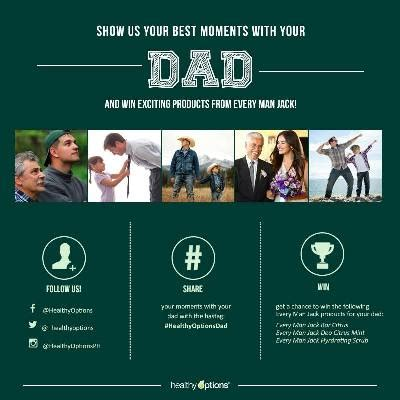 Promo Day fathers day promos 2015 philippine contests and promos