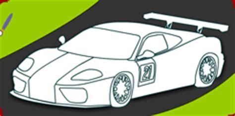 juegos gratis para ninos de pintar carros juegos gratis para ni 241 os pintar coche de carreras online