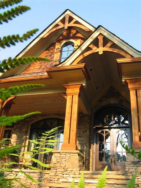 nantahala house plan rustic mountain homes amicalola