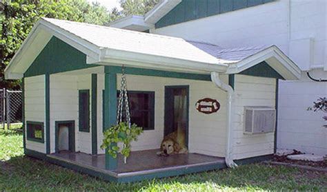 how to make a dog s house 41 cool luxury dog houses for your pooch