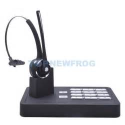 wireless headset for home phone wireless bluetooth headset system telephone
