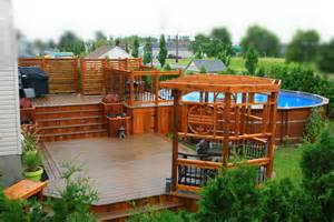 patio deck modele patio bois ipe patio deck ca