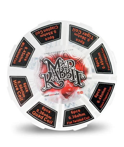 Mad Rabbit Premium Liquid Usa mad rabbit coil wheel fluft eliquid 120ml 29 99 free s h