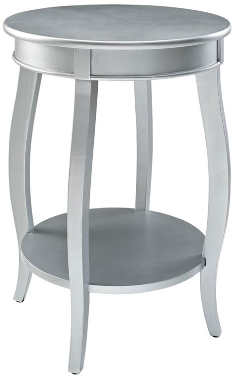 Silver End Table by Silver End Table Decor Ideasdecor Ideas