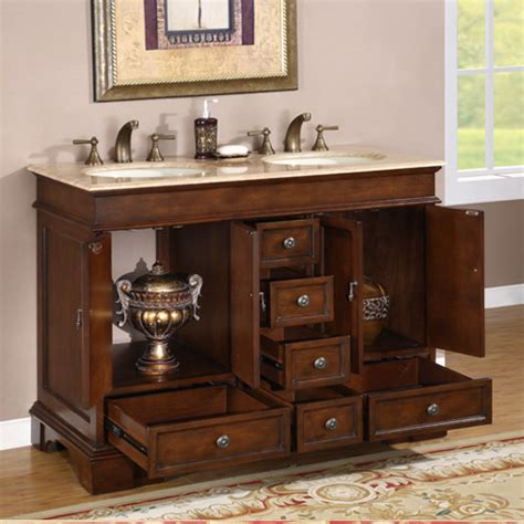 bathroom vanity double sink 48 inches 48 inch double bathroom vanity 187 bathroom design ideas