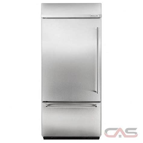 kitchenaid counter depth refrigerator canada kitchenaid kbbl306ess refrigerator canada best price