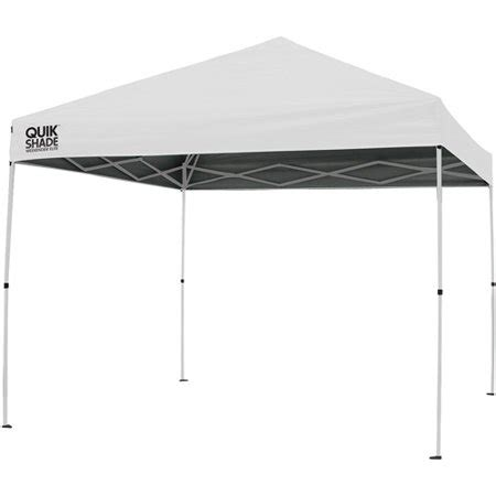 Quik Shade Instant Canopy by Quik Shade Weekender Elite 10 X10 Leg Instant