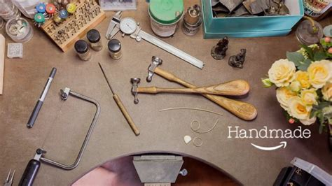 amazon handmade amazon launches handmade gift shop offering more artisan