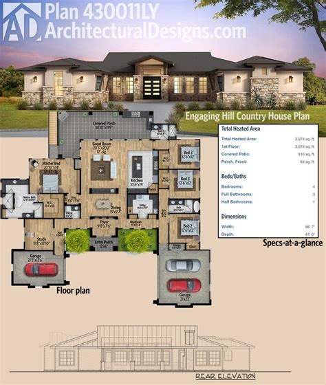 country plans 17 best ideas about house plans on country