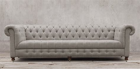 restoration hardware tufted sofa sofa collections rh