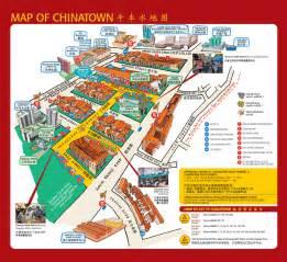 Chicago Chinatown Map by Singapore Chinatown Map Chinatown Singapore Mappery