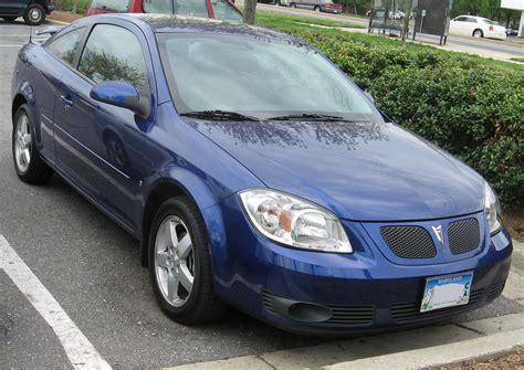 file 2007 pontiac g5 coupe jpg wikimedia commons