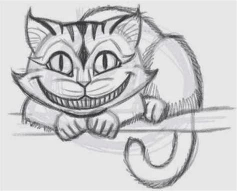 Sketch Furniture Lets You Draw A Then Nap On It by How To Draw The Cheshire Cat Easily