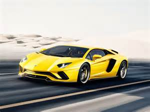 Lamborghini A Lamborghini S Aventador S Is A More Driveable Supercar Wired