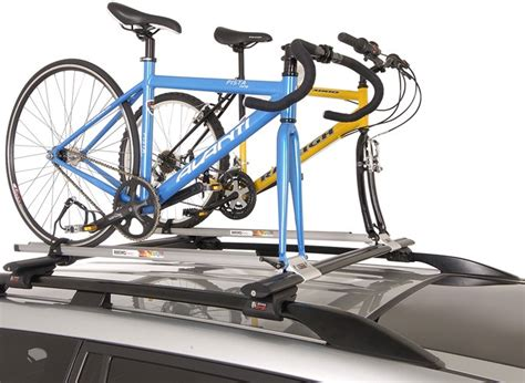 Best Bike Rack For Ford Focus by Ford Focus Sqr Release Rooftop Bike Carrier For