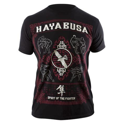 T Shirt Hayabusa hayabusa temple mma shirt black sizes s m l xl 2xl ebay