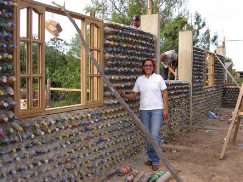 How To Make A House Out Of Construction Paper - how to build a house out of plastic bottles samarpan